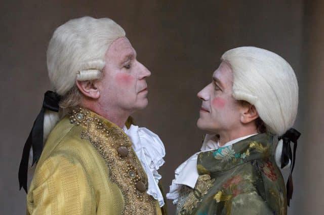 Amadeus: la storia di una ferocia gelosia in scena al Teatro Diana