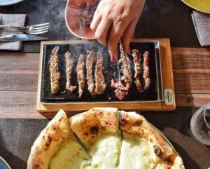 Pizza Bulgogi Grumè