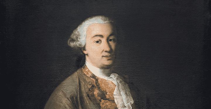 Goldoni, manoscritto inedito ritrovato a Dresda