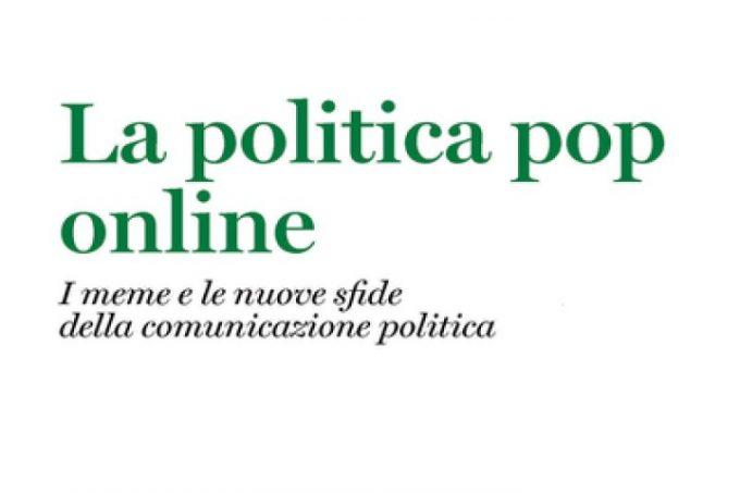 La politica pop online