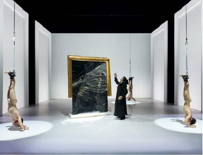 Scene da Faust, il mito in pezzi di Federico Tiezzi