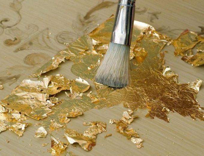 Foglia d'oro: tecniche e utilizzi di ieri e di oggi