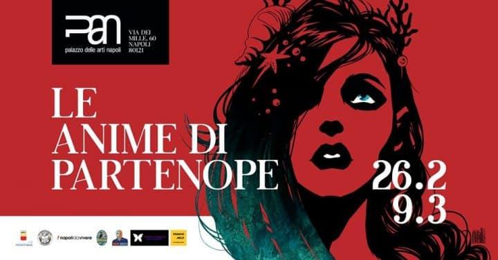 Vincenzo De Simone e Le anime di Partenope al PAN