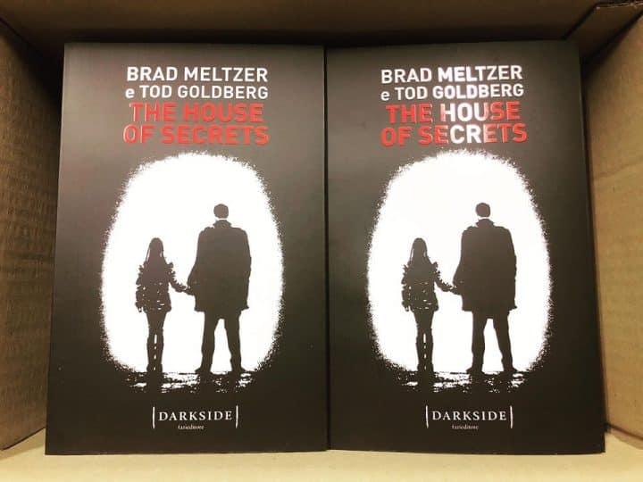 The house of secrets, l'avvincente romanzo di Meltzer e Goldberg