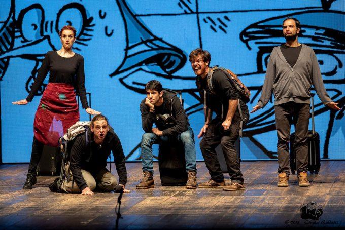 Kobane Calling on Stage al Teatro Bellini
