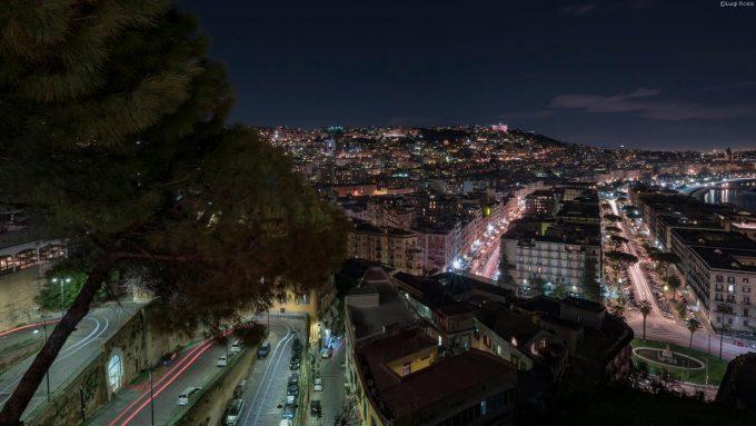 Napoli non si spegne