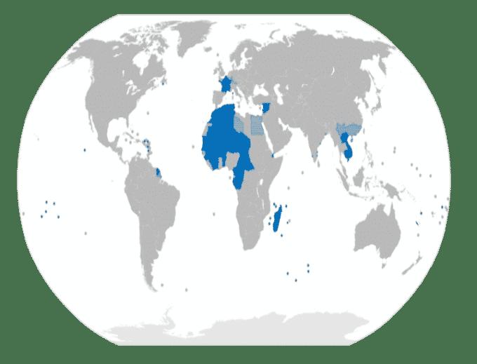 colonie francesi