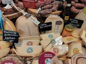 Ischia e Procida accolgono i formaggi di Alimentale Forchetta & Cervello