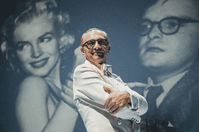 Truman Capote - Gianluca Ferrato_ ph. Neri Oddo