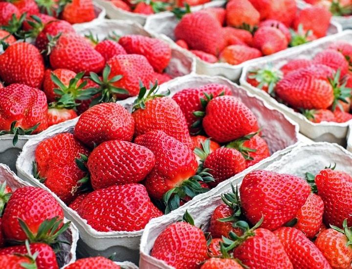 Frutta di stagione: i prodotti della primavera