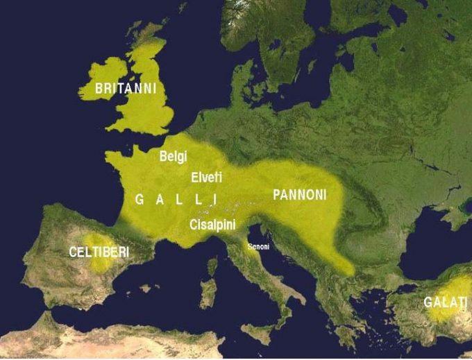 popolazioni celtiche