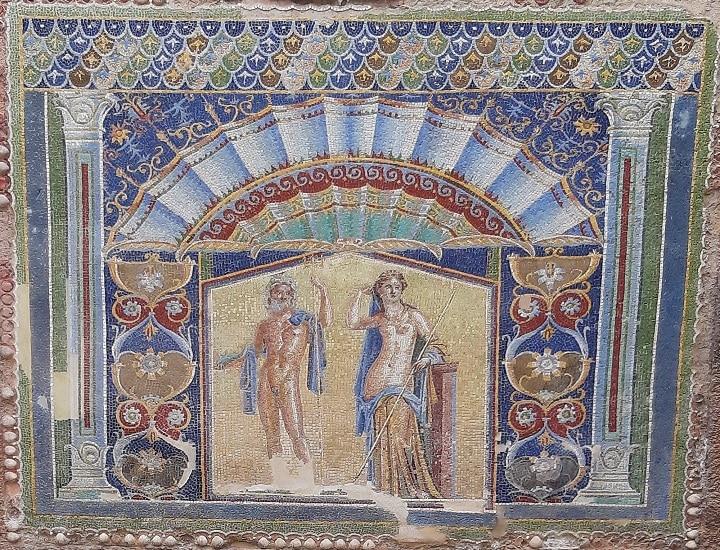 Il mosaico: storia e tecniche dall'antichità all'età bizantina