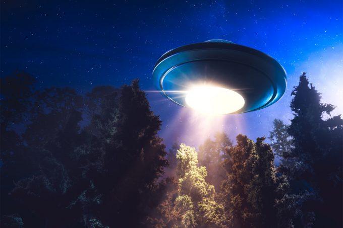Avvistamenti alieni