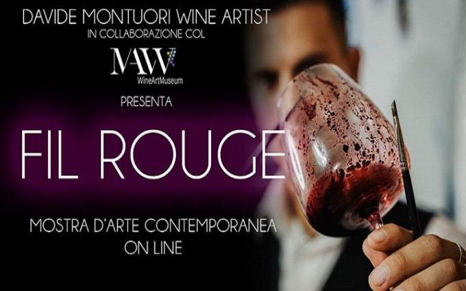 Davide Montuori: intervista sul progetto Fil Rouge