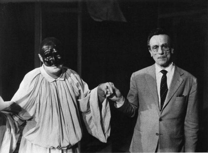 Eduardo De Filippo compie 120 anni e torna in onda sulla Rai