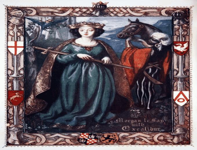 Strega Morgana