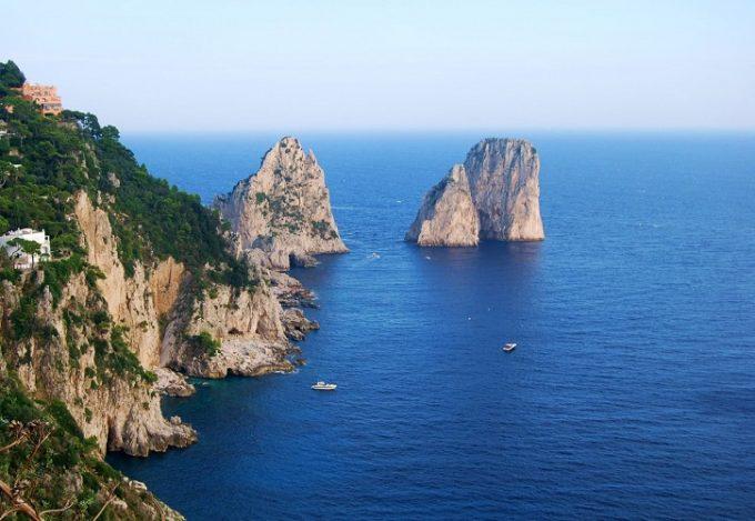 spiagge della Campania