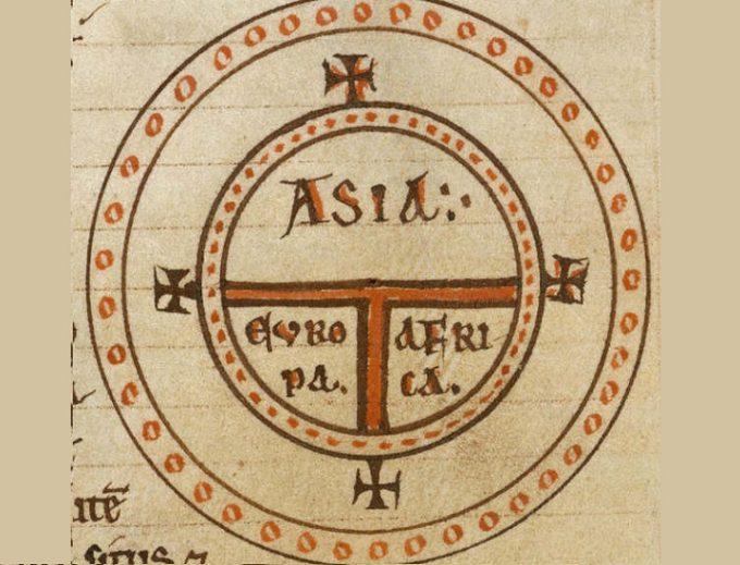 Carte, mappe e atlanti dal Neolitico alle scoperte geografiche