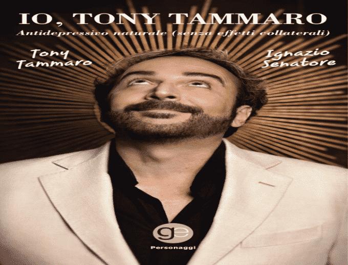 Io, Tony Tammaro