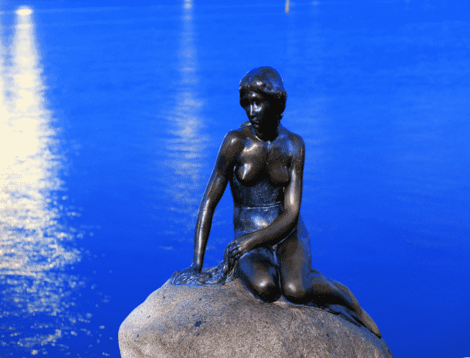 La sirenetta di Andersen
