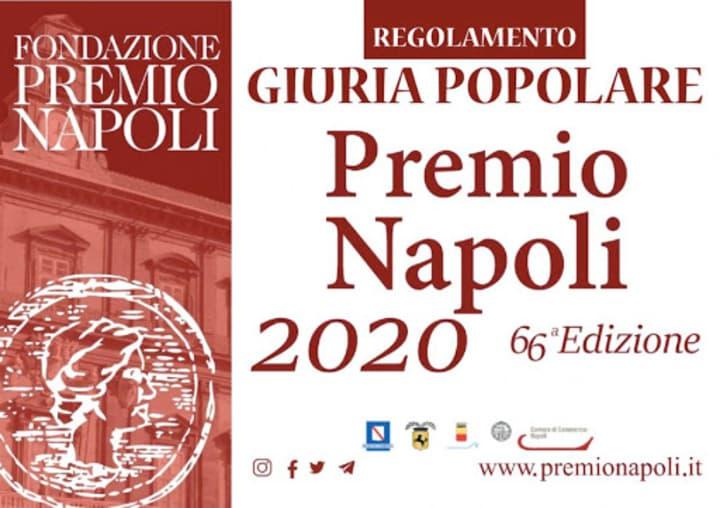 Premio Napoli 2020: La Carica dei 101 scrittori