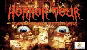 Napoli, Horror Tour
