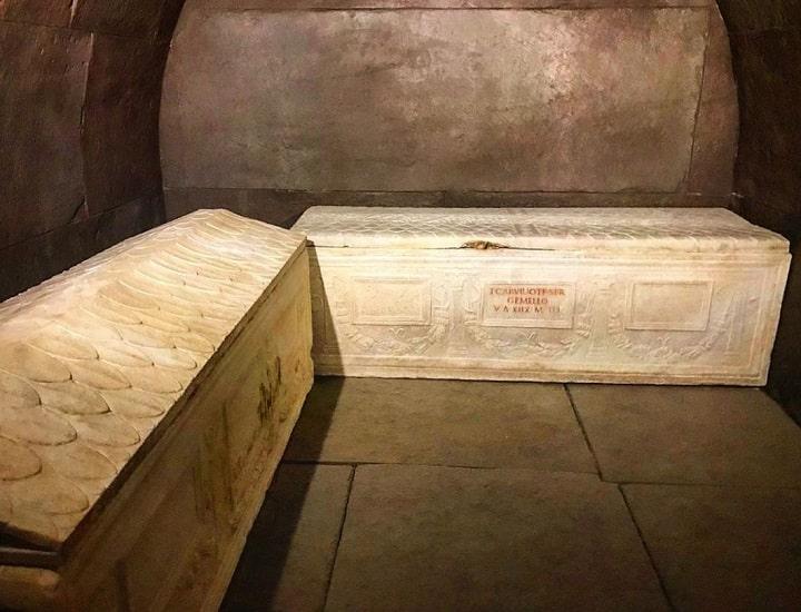 Carvilio ed Aebutia: una singolare scoperta archeologica