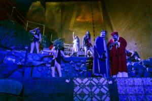 Estate 2020: tornano l'Inferno di Dante nelle Grotte di Castelcivita eil Paradiso al Castello Arech...
