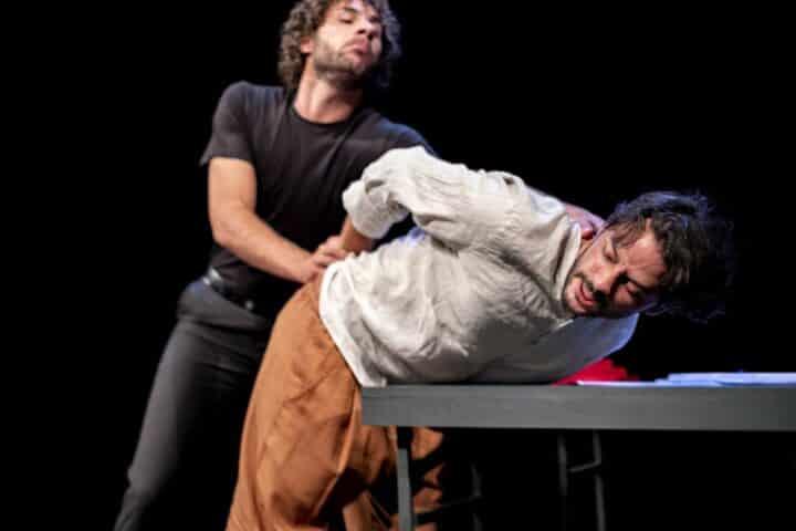 Diego Maht al teatro TRAM: Misura per misura