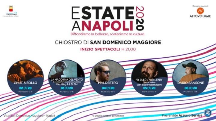 Estate a Napoli