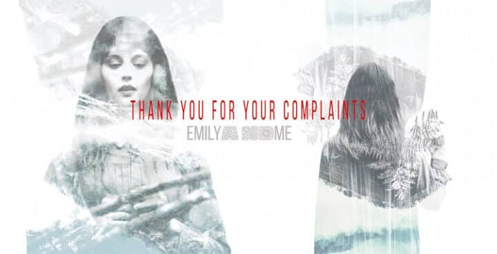 Thank you for your complaints