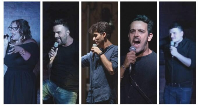 stand-up comedy napoli