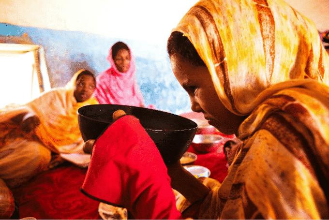 Leblouh: l'alimentazione imposta alle bambine in Mauritania