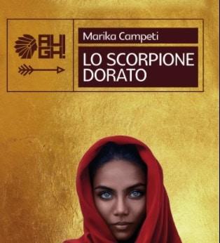 lo scorpione dorato marika campeti