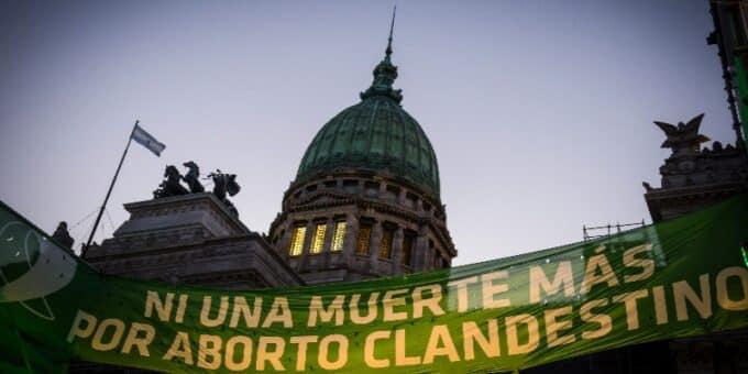 In Argentina l'aborto è legge
