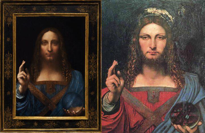 Salvator Mundi: copia napoletana trafugata e ritrovata