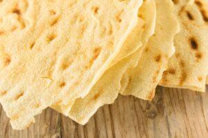 Torta salata di pane carasau