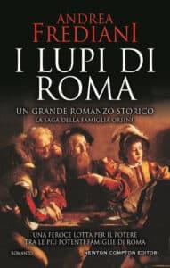 I lupi di Roma : recensione del romanzo di Andrea Frediani
