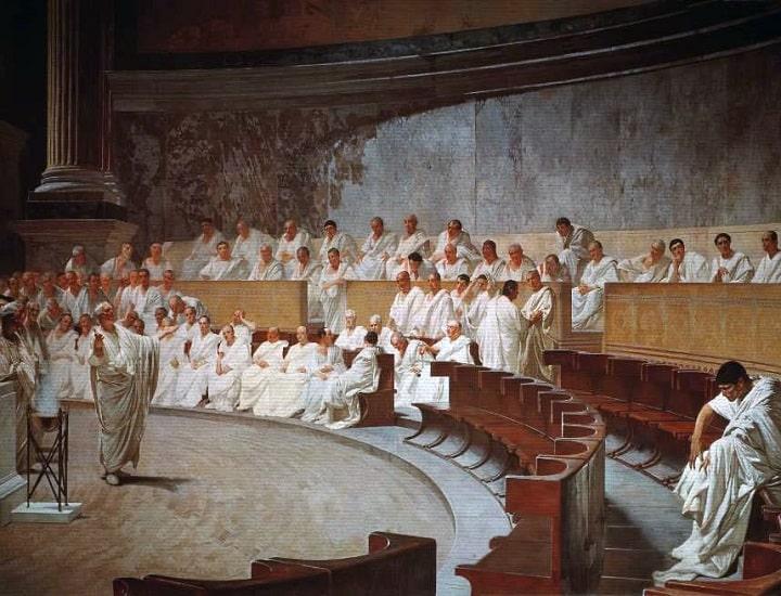 Roma antica e fascismo