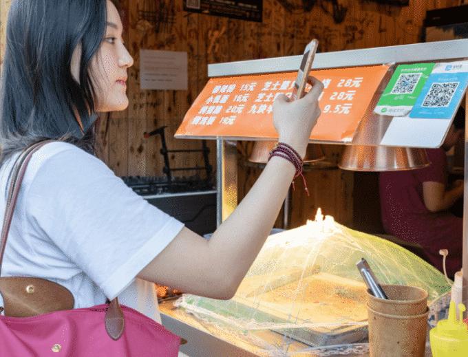 Primato Cina: primo paese cashless al mondo