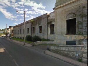 Pio Monte della Misericordia, sulle rovine di Casamicciola