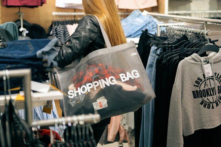 Shopping in lockdown