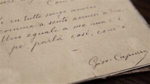 """""""Giovanni Capurro. L'eredità, l'antologia"""""""