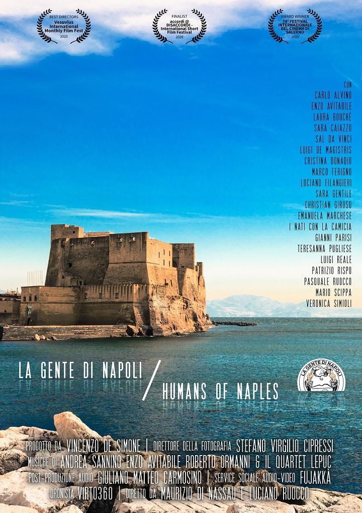 Documentario La gente di Napoli