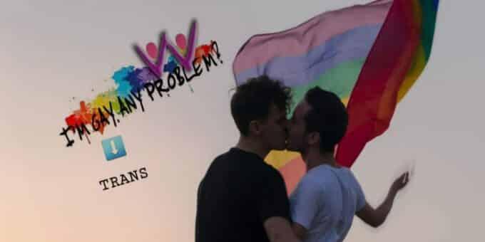 "DDL Zan: intervista a ""I'm Gay/Trans, Any Problem?"""