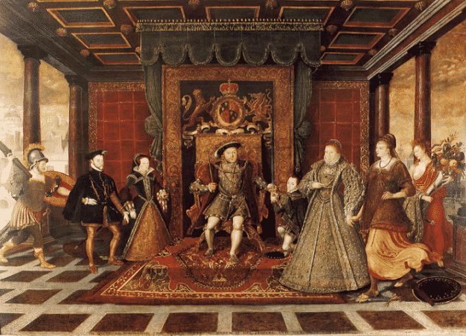 Dinastia di Enrico VIII