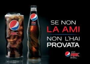 Il gusto e il brio di PepsiMax sospesi a 50 mt di altezza per Dinner in the Sky a Napoli e Caserta