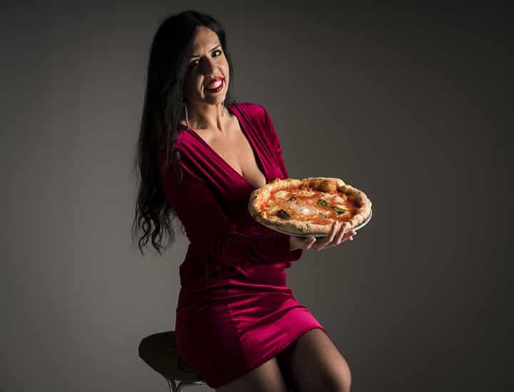 Boss delle pizze: un'influencer del food tutta campana