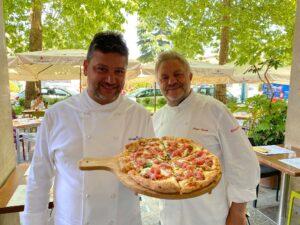 Lo chef stellato Peppe Guida firma le pizze di Daniele Gourmet