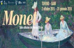 Mostra Monet GAM Torino